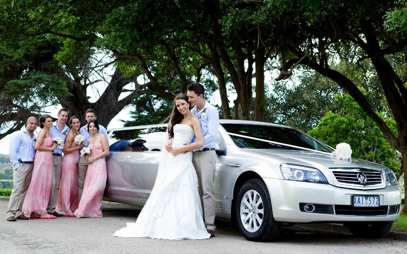 Wedding Limousines & Carriages 002